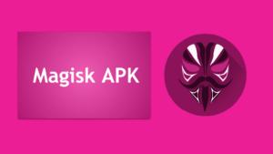 Magisk Manager APK image