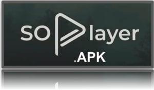 SOPlayer APK Logo