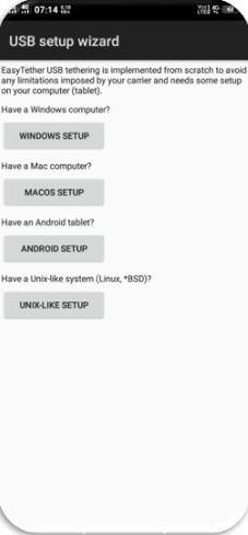 Type of computer