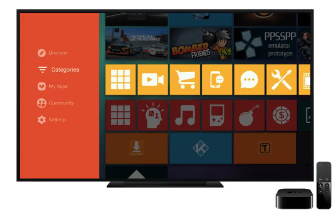 Aptoide TV For Firestick Image