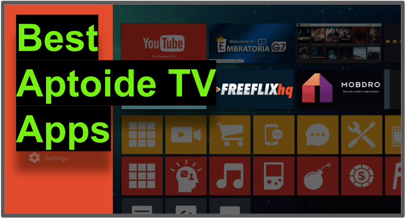 Best Aptoide TV Apps