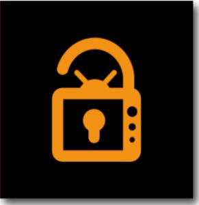 UnlockMyTV APK Official Logo Image