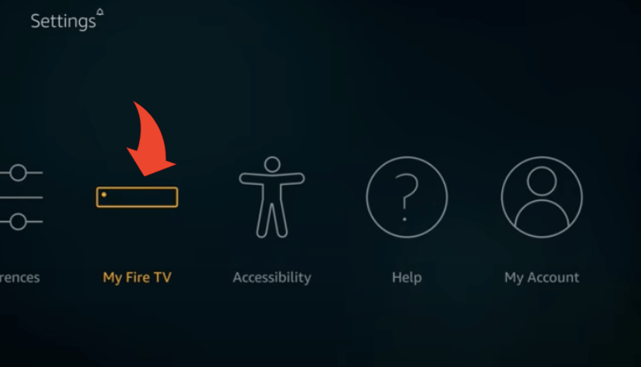 UnlockMytv firestick step 2