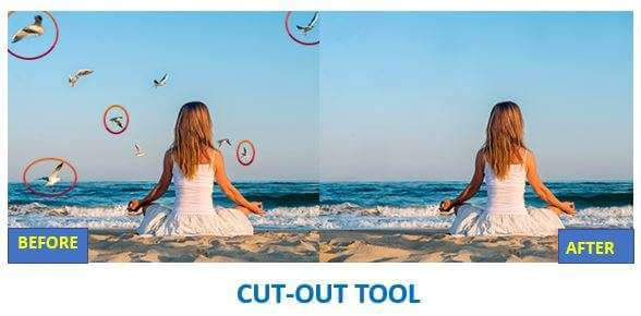 Cut-Out Tool