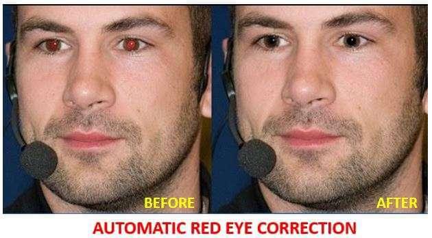 Red Eye Correction