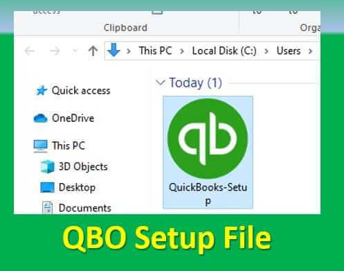 Setup File