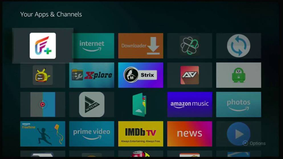 install filmplus on firestick image