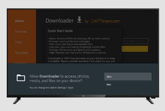 Downloader Installed