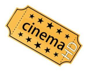 cinema hd logo image