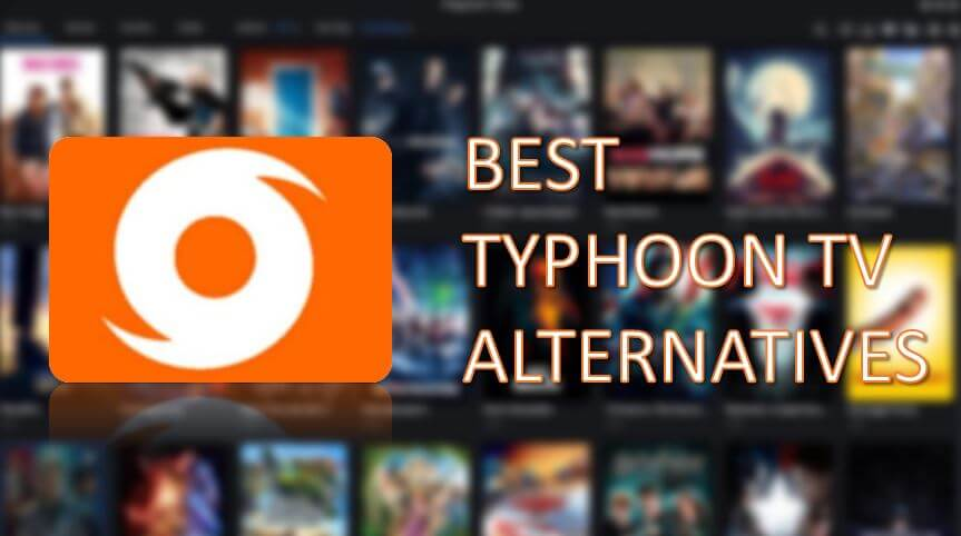 Typhoon tv alternatives 2021 image