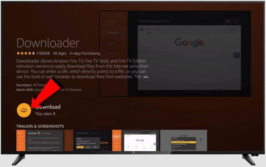 download downloader on firestick 6 image