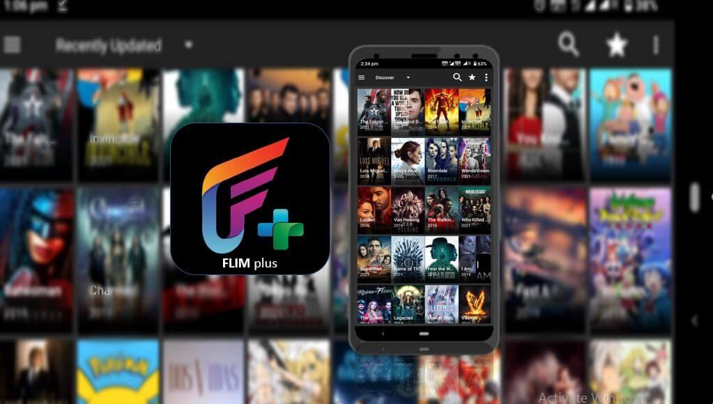 filmplus screenshot