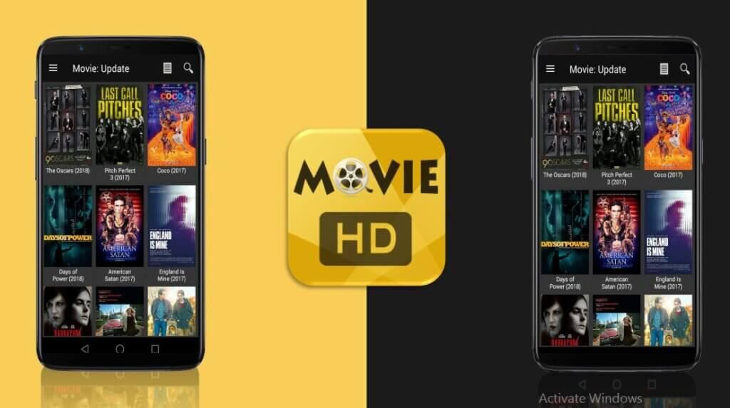 movie hd apk image